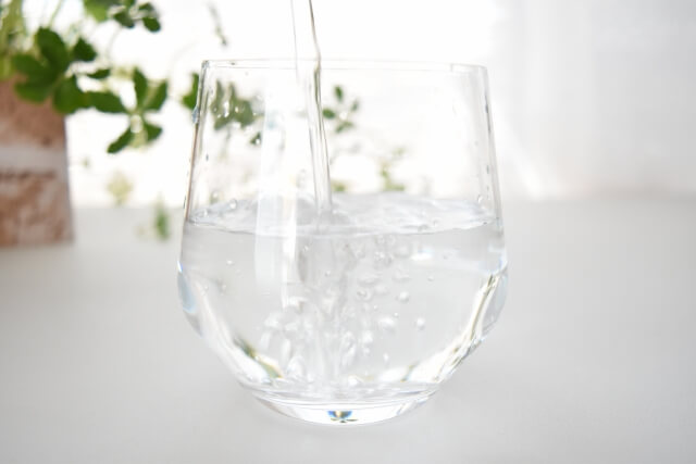 飲む水の量はどれぐらいが良い?